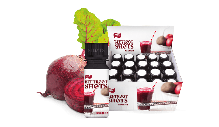 BEETROOT SHOTS