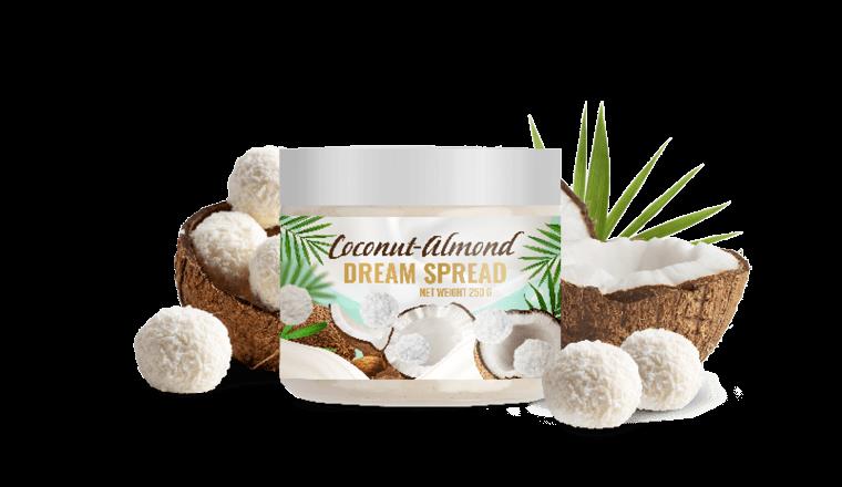 COCONUT-ALMOND SPREAD