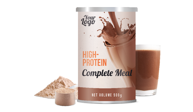 HIGH – PROTEIN COMPLETE MEAL